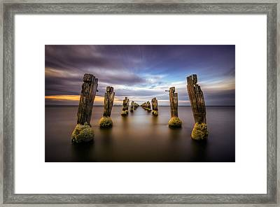 The Way Framed Print by Lincoln Harrison