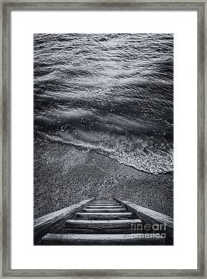 The Way To Unknown Framed Print by Svetlana Sewell