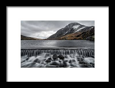 Tryfan Framed Prints
