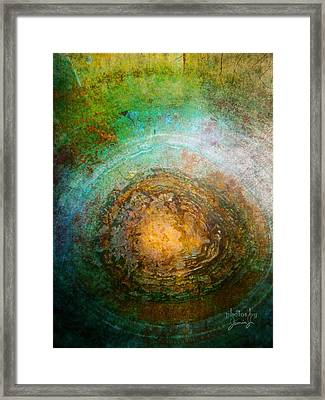 The Well Of Longing Framed Print