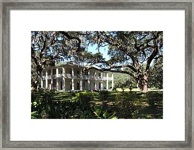 The Wesley House 1 Framed Print by Michele Kaiser