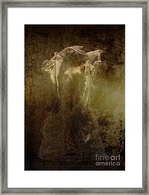 The Whisper Framed Print