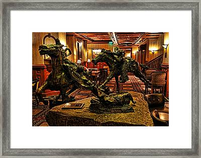 The Widowmaker 1 Framed Print