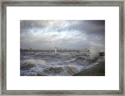 The Wild Mersey Framed Print