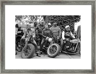 The Wild Ones Framed Print