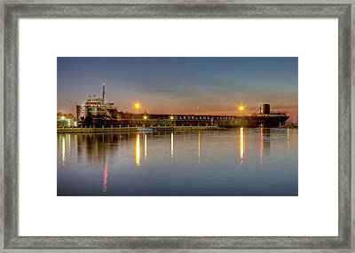 The William G Mather Museum Framed Print