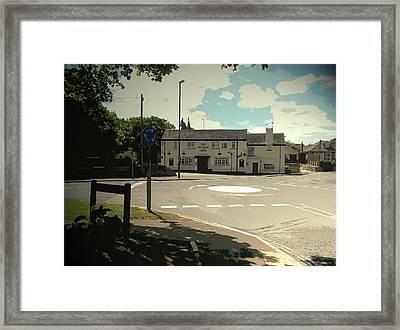 The Wilmot Arms In Chaddesden, The Chaddesden Historical Framed Print