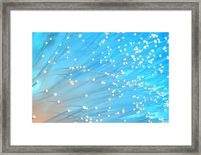 Framed Print featuring the photograph The Wind by Dazzle Zazz