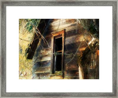 The Window2 Framed Print