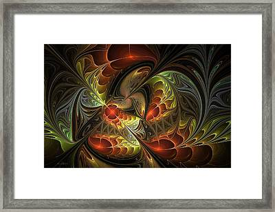The Wish Framed Print