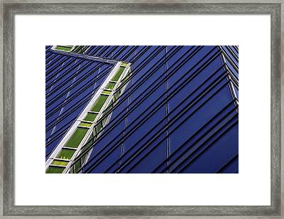 The Wit Series One Framed Print by Raymond Kunst