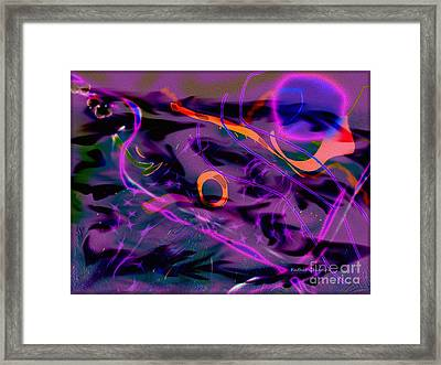 The Witching Hour Framed Print by Kathie Chicoine