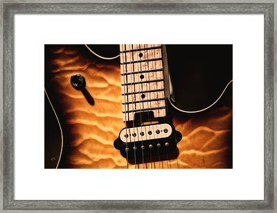 The Wolfgang  Framed Print by Karol Livote