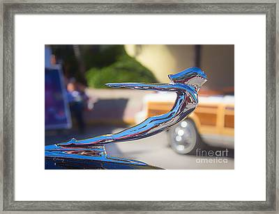 The Woman In Every Man's Dream Framed Print by Rene Triay Photography