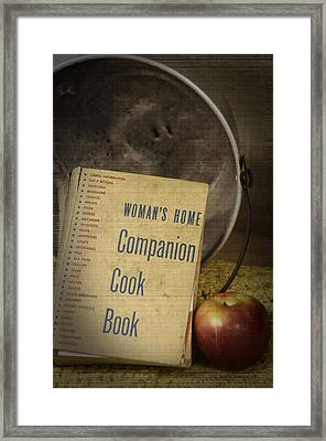 The Womans Home Companion Framed Print by Kenny Francis