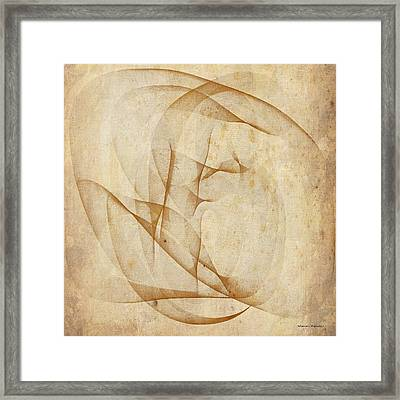 The Womb Framed Print