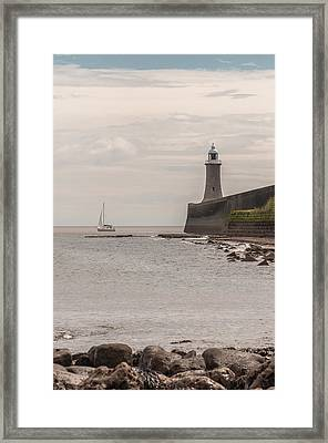 The Wonderful Morning Framed Print