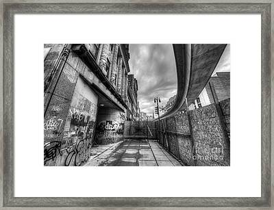 The Wurlitzer Building Framed Print by Twenty Two North Photography