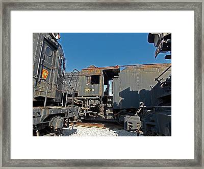 The Yards Framed Print by Skip Willits