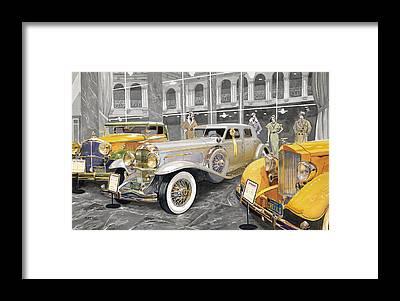 Packard Framed Prints