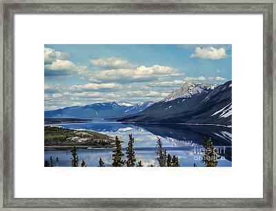 The Yukon Framed Print