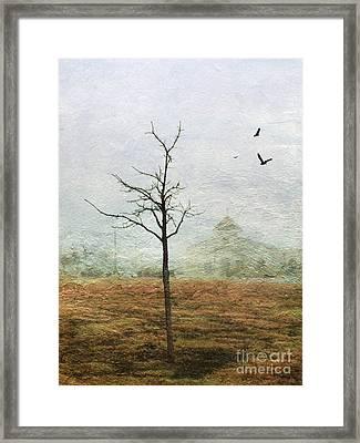 Thechurch - No.1001 Framed Print by Joe Finney
