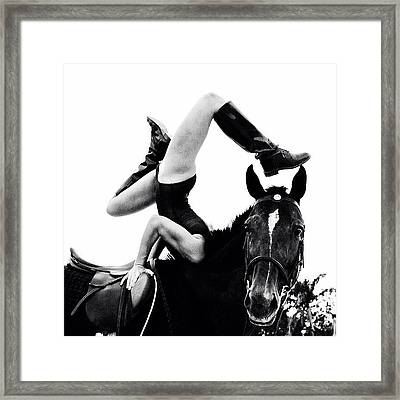 @themagnetagency  Then U Might Like Framed Print