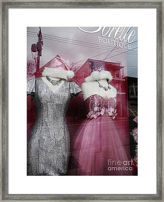 Theme Framed Print by Don Teramano