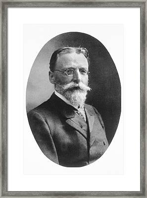 Theodor Escherich Framed Print