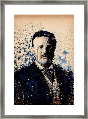 Theodore Roosevelt 3 Framed Print