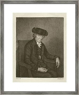 Theophilus Buckeridge Framed Print