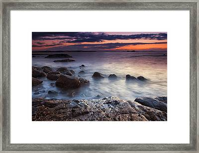 Thera Framed Print