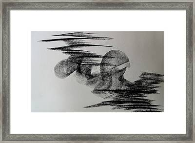 Therapy 2 Framed Print
