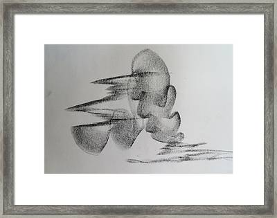 Therapy 3 Framed Print