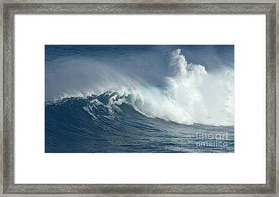 There Are Giants Framed Print by Bob Christopher
