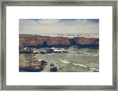Wonders Framed Print by Laurie Search