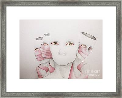 There Can Be Only Us Framed Print by J Dreag Karski