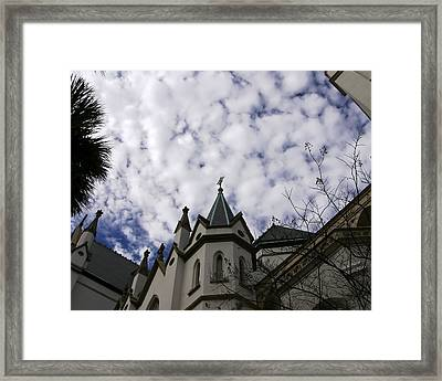 There Is A Balm In Gilead Framed Print