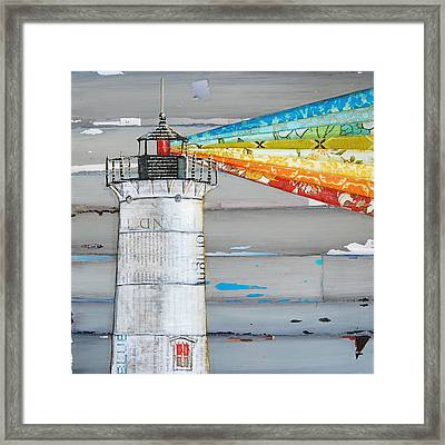There Is A Light That Never Goes Out Framed Print by Danny Phillips