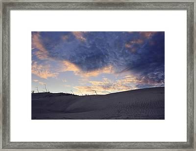 There Is Love Framed Print