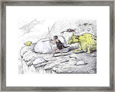 There Were Often Unforeseen Circumstances Which Gave Framed Print