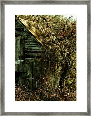 There Will Come Soft Rains Framed Print by Rebecca Sherman