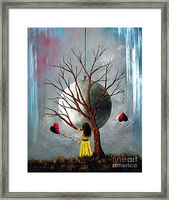 There's Always Tomorrow By Shawna Erback Framed Print by Shawna Erback
