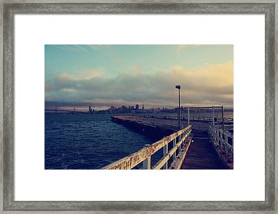 There's Always Tomorrow Framed Print by Laurie Search