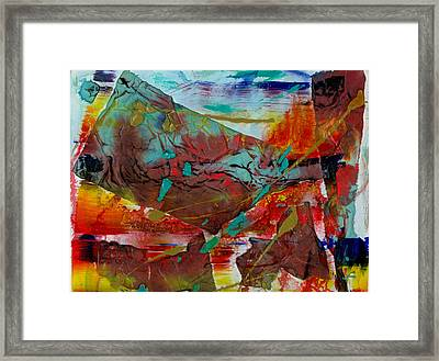 There's Only One Framed Print by Phyllis Anne Taylor Pannet Art Studio