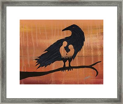 These Do Not Belong To You Framed Print by Jim Stark