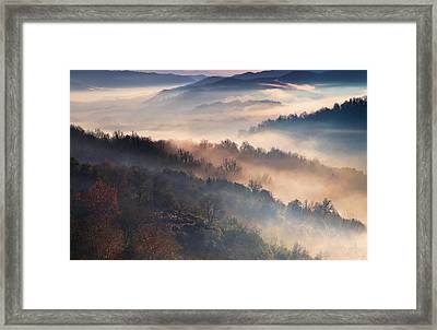 These Magic Moments Framed Print