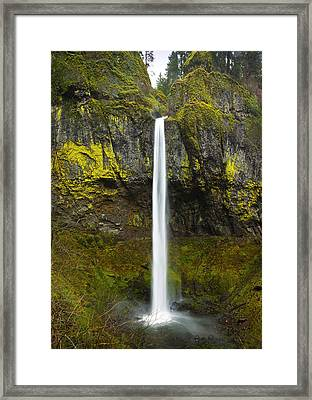 They Call Her Elowah Framed Print