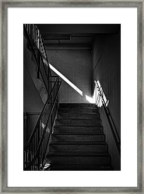 Third Floor Framed Print by Bob Orsillo