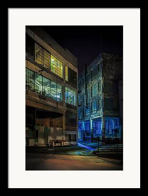 Warehouse Framed Prints